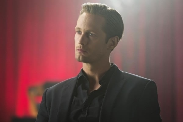 """2013 - Imagens da sexta temporada do seriado """"True Blood"""". A série estreia dia 16 de junho e tem no elenco o ator Alexander Skarsgår, o Eric Northman"""