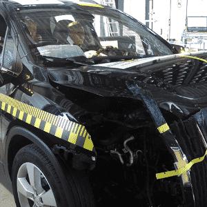 Chevrolet Trax Euro NCAP - Divulgação