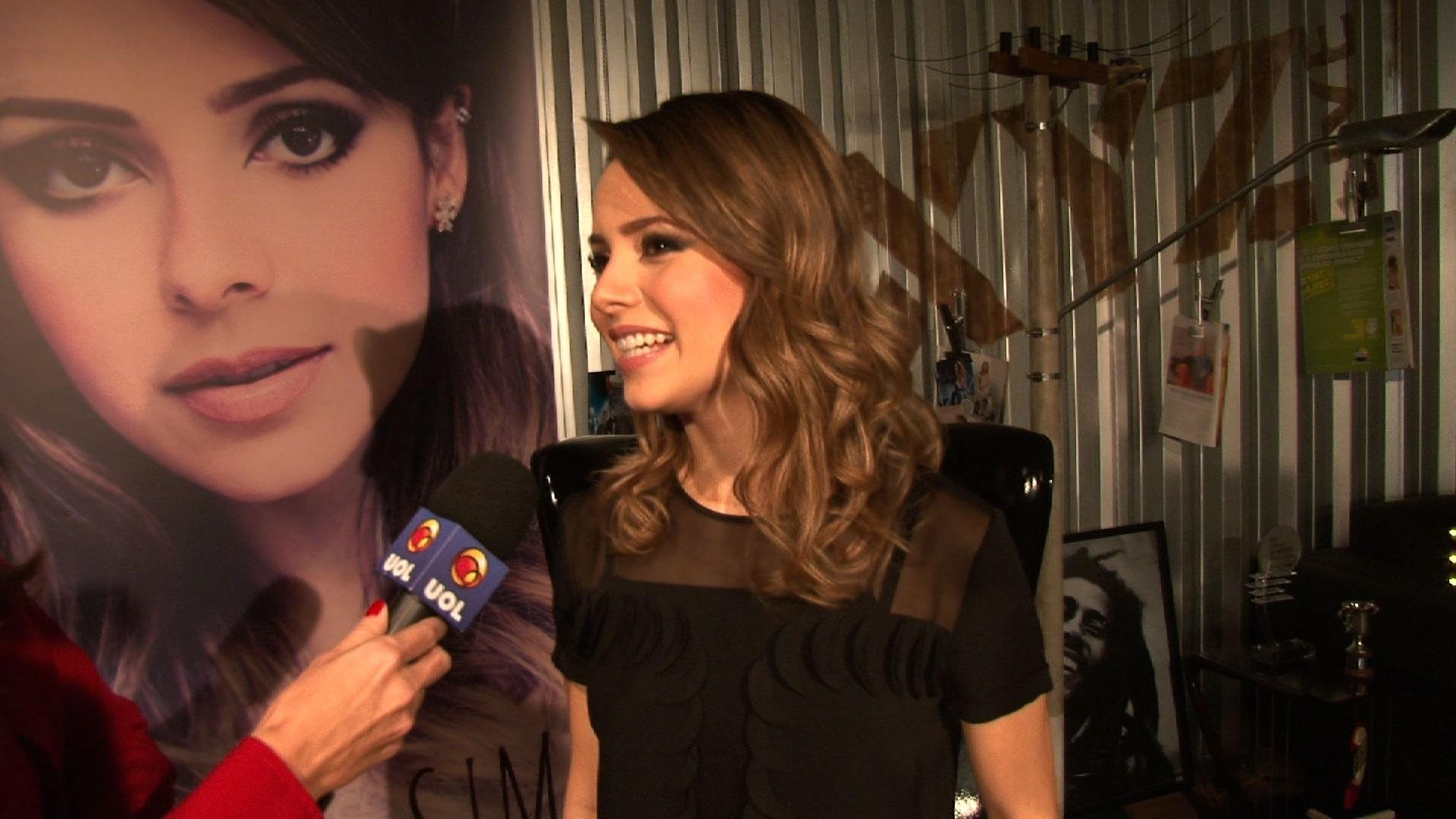 Entrevista Sandy