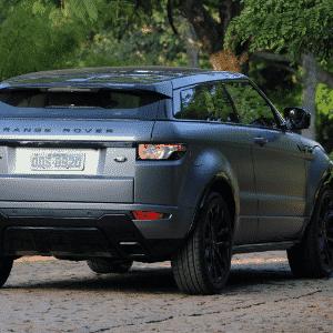 Range Rover Evoque by Victoria Beckham - Murilo Góes/UOL