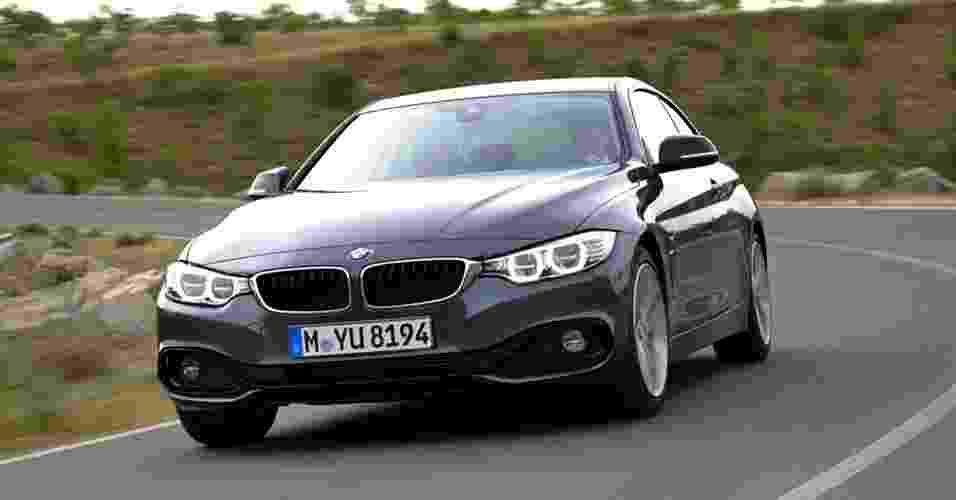 BMW Série 4 - Divulgação
