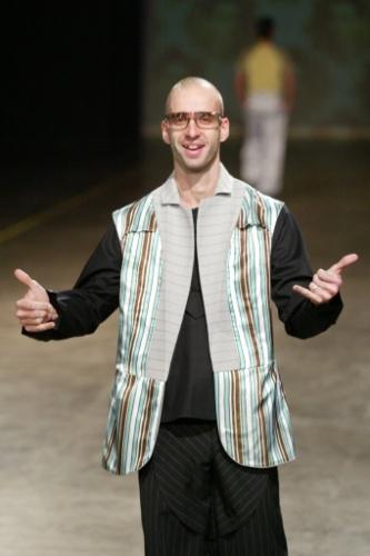Cazé Peçanha foi VJ da MTV