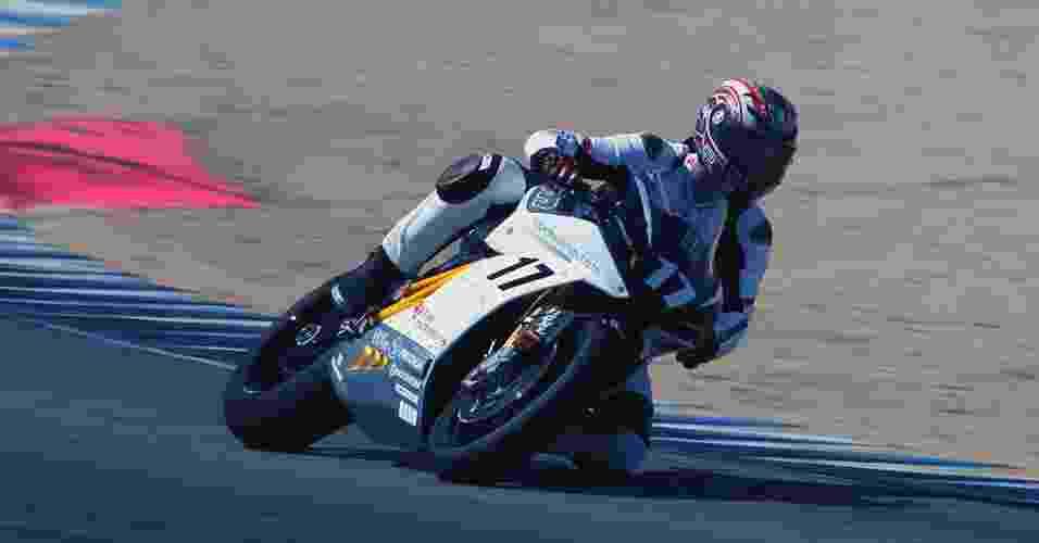 Mission Motorcycles - Divulgação