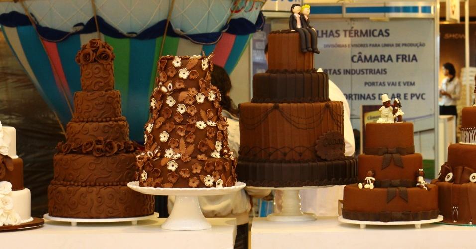 Exposition Cake Design : Exposicao de bolos em SP re?ne profissionais da alta ...