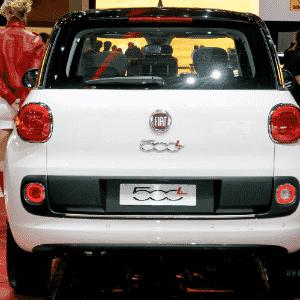 Fiat 500L - Murilo Góes/UOL