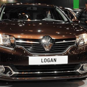 Renault Logan - Murilo Góes/UOL