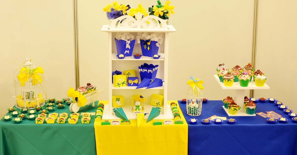 19.jun.2013 - 4ª Expo Brasil Chocolate