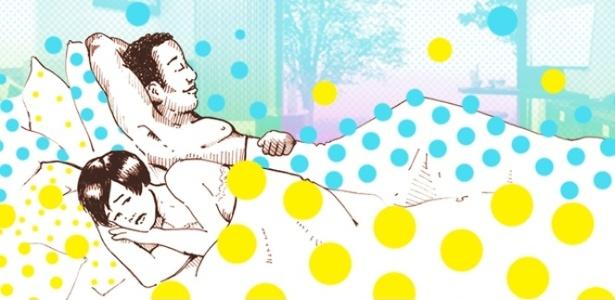 Preocupar-se demais em dar prazer ao outro torna o sexo frustrante para você - Didi Cunha/UOL
