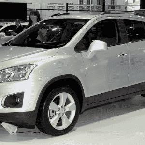 Chevrolet Tracker LTZ - Murilo Góes/UOL