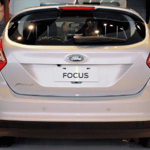 Ford Focus Hatch - Murilo Góes/UOL
