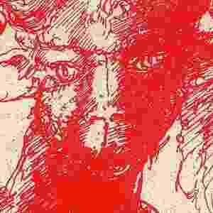 """A ilustração """"O Búfalo"""", que foi feita para o livro """"Dez Contos Selecionados de Clarice Lispector"""" - Divulgação"""