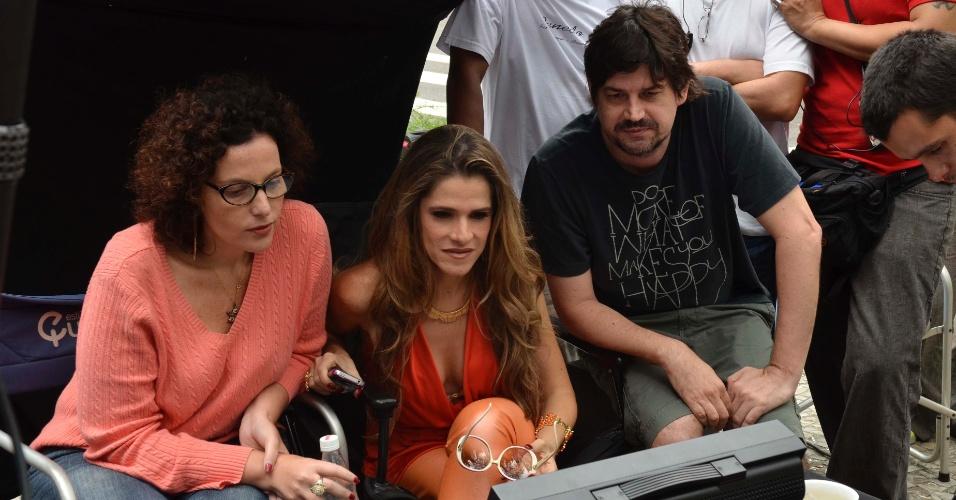 Elenco da comédia brasileira