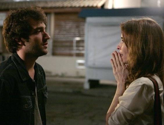 """Em """"Sangue Bom"""", Fabinho reencontra Irene"""