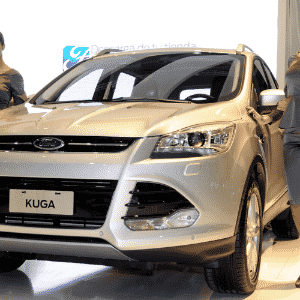 Ford Kuga - Murilo Góes/UOL