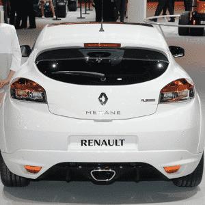 Renault Mégane R.S. - Murilo Góes/UOL