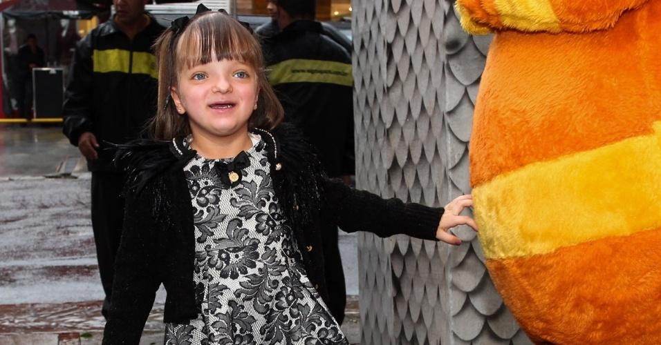 24.jun.2013 - Rafaella Justus vai ao aniversário de Pietro, filho de Otávio Mesquita