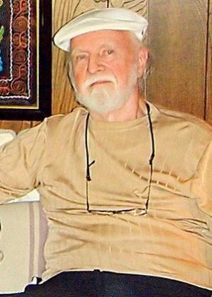 O escritor de ficção científica Richard Matheson em foto de 2008 - Ja Sunni / Wikimedia Commons cc by 3.0