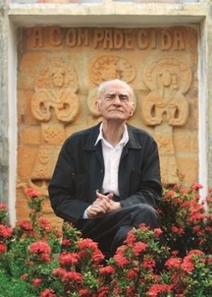 O escritor Ariano Suassuna - Alexandre Nóbrega