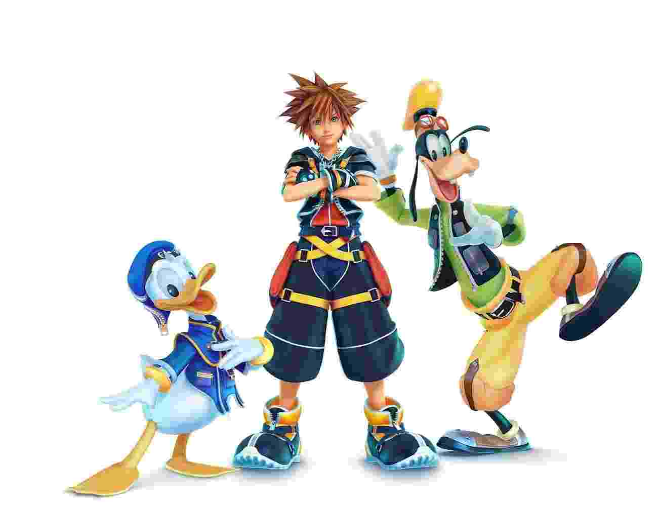 Kingdom Hearts III - Divulgação