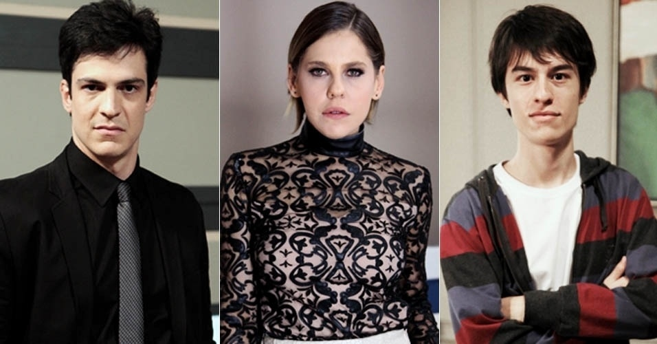 """Em """"Amor À Vida"""", Félix e Edith são pais de Jonathan"""
