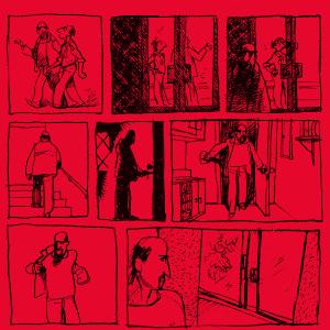 """""""Vizinhos"""" tem 24 páginas é a história mais extensa do cartunista, que como estrutura da série Mil, não tem falas entre os personagens e narra as situações de forma minimalista - Divulgação/NarvalComics"""
