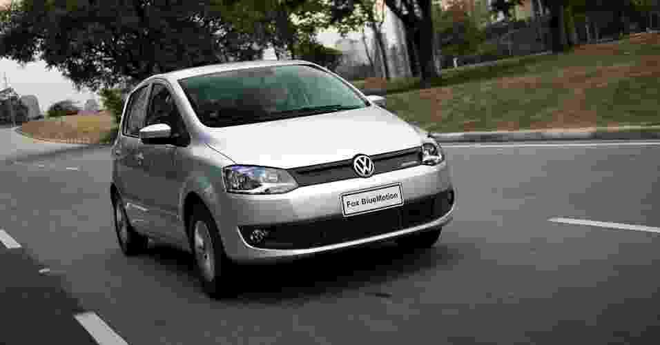 Volkswagen Fox Bluemotion 1.0 - Divulgação