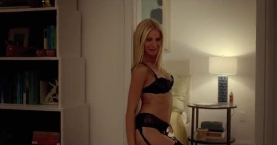 2013 - Gwyneth Paltrow em cena de