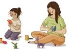 Ser mãe é voltar a ser criança - Paola Saliby/UOL
