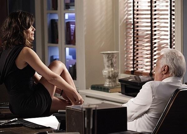 """Em """"Amor à Vida"""", Aline tira a calcinha na frente de César"""
