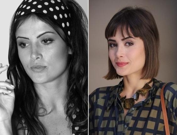 Maria Casadevall cortou o cabelo bem curtinho para viver Patrícia