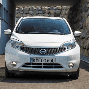 Nissan Note - Divulgação