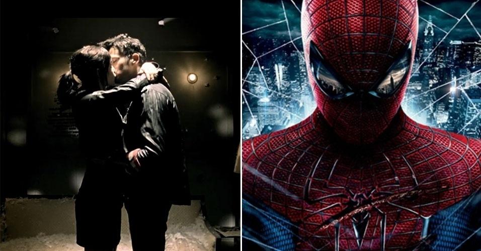 """Marc Webb começou sua carreira fazendo clipes musicais. Os mais memoráveis são """"Helena"""", do My Chemical Romance, """"Call Me When You're Sober"""", da banda Evanescence, e """"21 Guns"""", do Green Day (à esquerda). Já no cinema, o nome de Webb cresceu a partir de 2012, especialmente por dirigir o filme """"O Espetacular Homem-Aranha"""""""