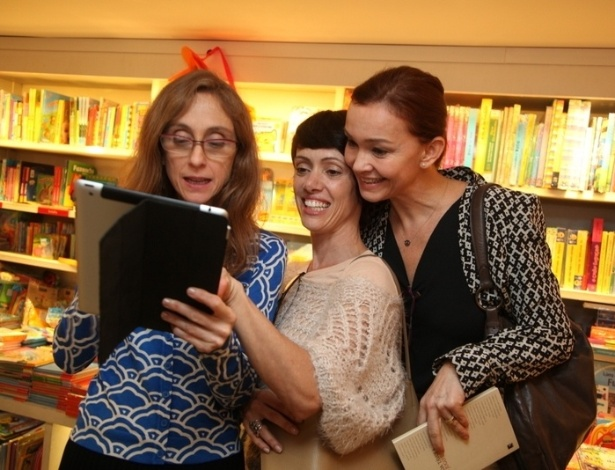 Betty Gofmann, Bel Kutner e Julia Lemmertz