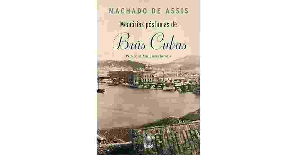 Memórias Póstumas de Brás Cubas, Machado de Assis (Editora Globo) - Divulgação