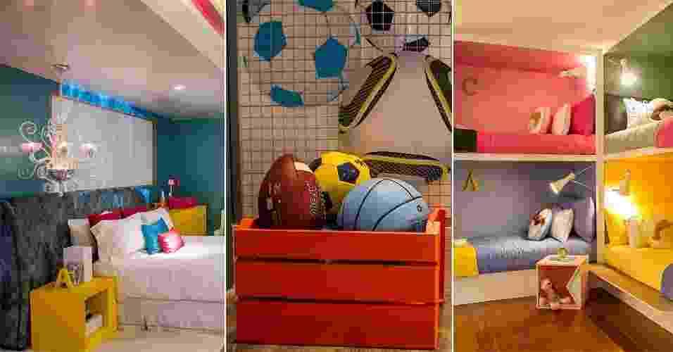 abre do álbum casa cor com ambientes de bebês, crianças e adolescentes - Leonardo Soares/UOL