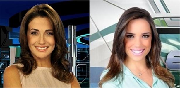 As ex-apresentadoras Renata Maranhão e Juliana Franceschi