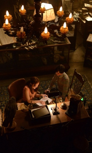 "Cena da série ""Bates Motel"", escrita e produzida por Carlton Cuse, de ""Lost"""