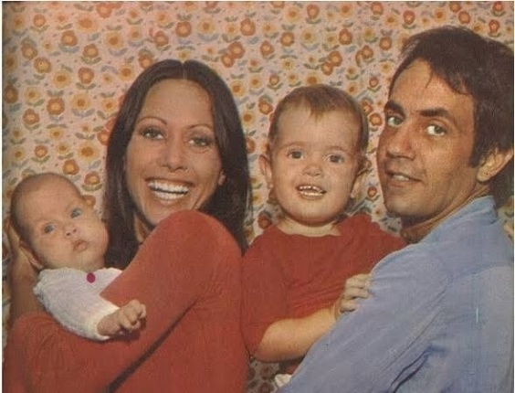 Dina Sfat e Paulo José se conheceram no teatro de Arena e foram casados por 17 anos