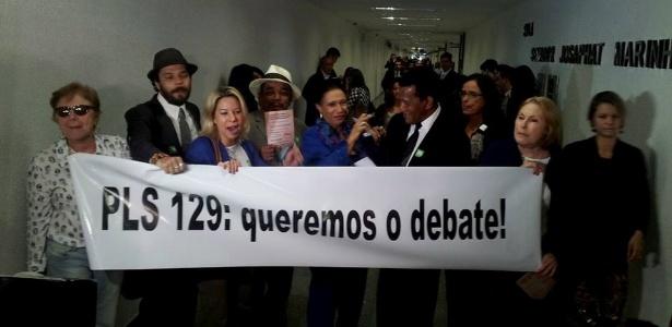Jair Rodrigues em foto divulgada pelo próprio ECAD, alvo da discussão - Reprodução/Facebook
