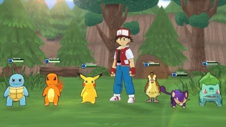 Game feito por fãs apresenta versões tridimensionais dos adorados Pokémon.