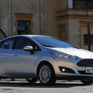 Ford New Fiesta Sedan - Murilo Góes/UOL