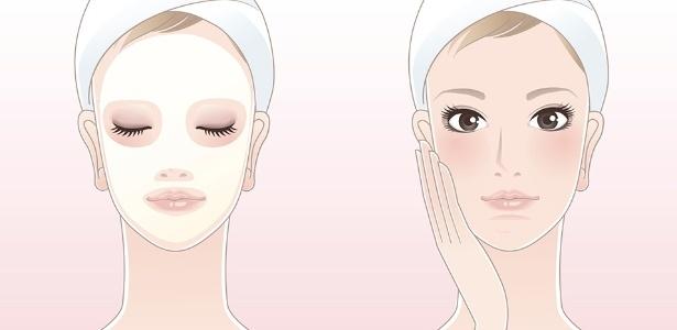 Apesar de terem uma concentração bem menor de ativos, as máscaras caseiras têm resultado bom e imediato - Thinkstock