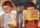 """Termos """"bebezísticos"""": desafio em viagens ao exterior - Paola Saliby/UOL"""