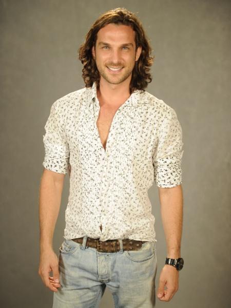 "O ator Igor Rickli, chamado às pressas para ser o protagonista de ""Apocalipse"" - TV Globo/Renato Rocha Miranda"