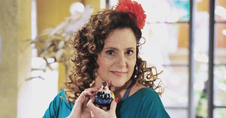 Elizabeth Savalla (Márcia, Amor à Vida)