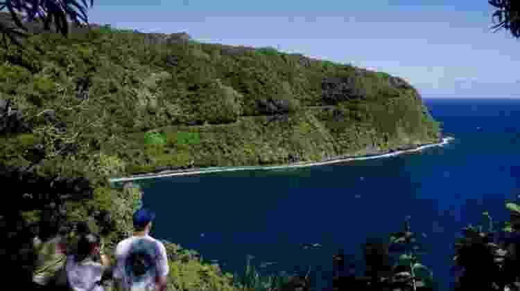 Ilha de Maui, no Havaí, Estados Unidos - Alexandre Schneider/UOL - Alexandre Schneider/UOL
