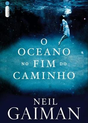 """Capa de """"O Oceano no Fim do Caminho"""", de Neil Gaiman - Divulgação"""