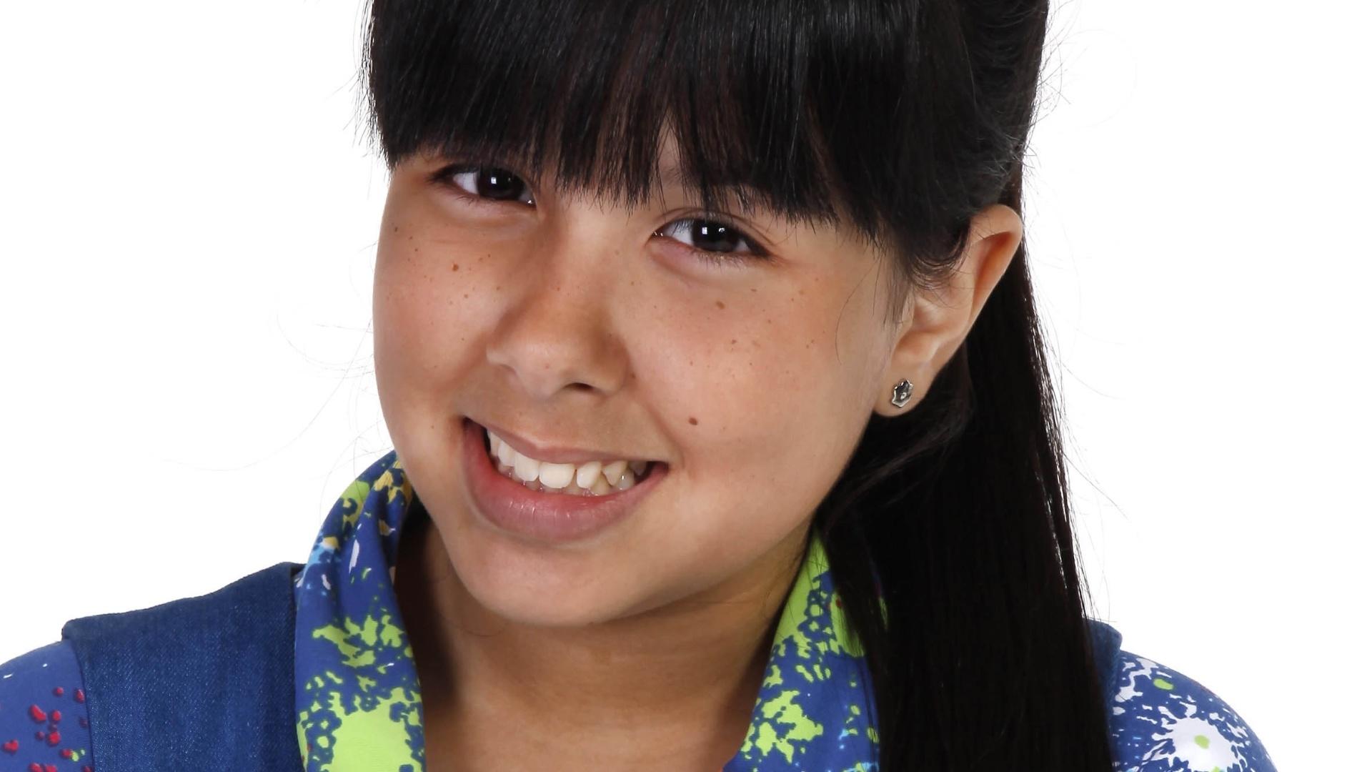 Cintia Cruz será Cris em