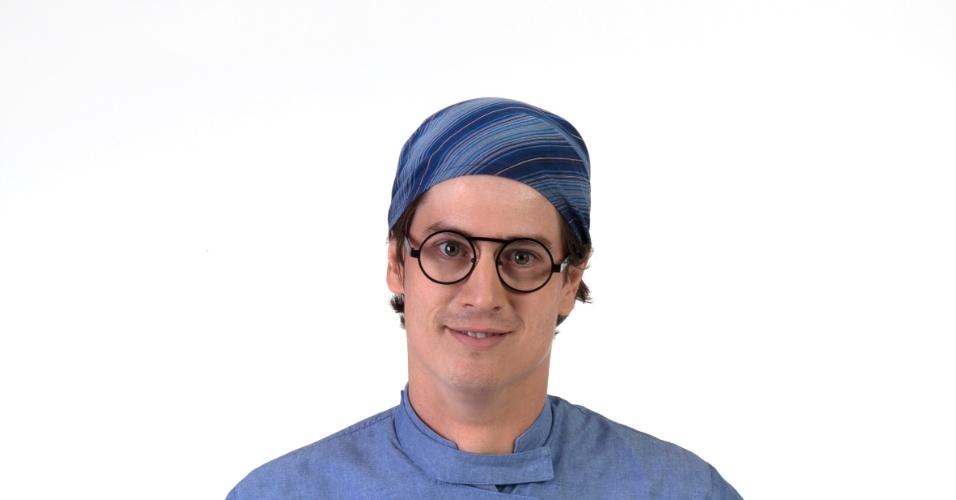 Pedro Lemos será Tobias em