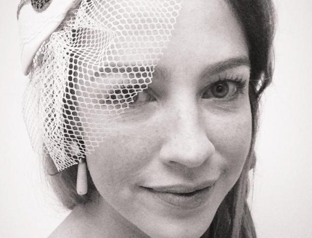 13.jul.2013 - Luana Piovani divulgou uma imagem pronta para sua